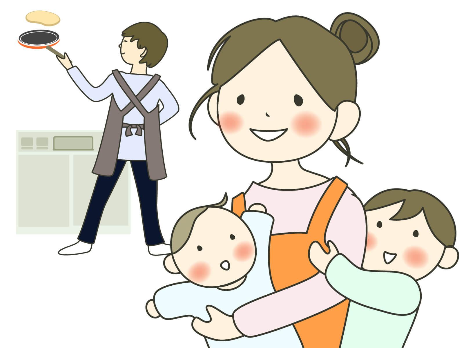housework-papa