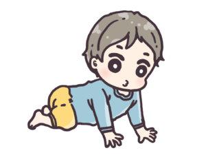 crawling-boy